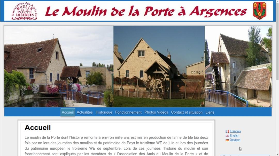 Moulin de la Porte d'Argences
